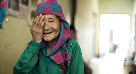 Laos Comprehensive Eye Care Project