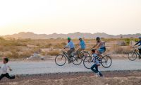 Support Tourism Development in Jordan Through Bike Enterprises in Jordan, Run by: Abercrombie & Kent Philanthropy
