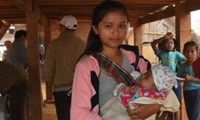 Improve Health and Nutrition in Laos in Lao PDR, Run by: Plan Australia