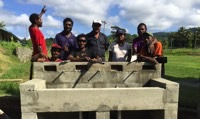 Improve Access to Clean Water, Sanitation and Hygiene in PNG in Papua New Guinea, Run by: WaterAid Australia